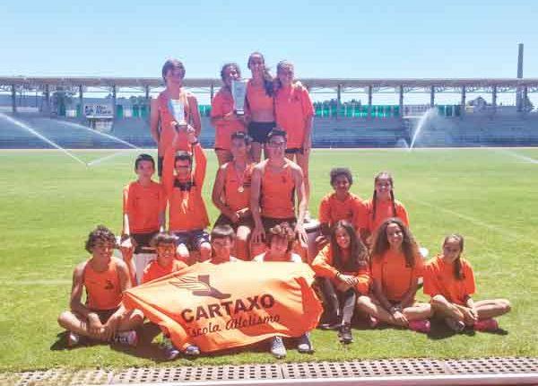 Escola de Atletismo do Cartaxo entre os melhores