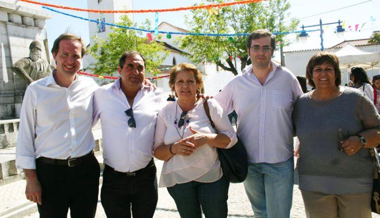 Autárquicas 2017: PS já tem lista para Vila Chã de Ourique