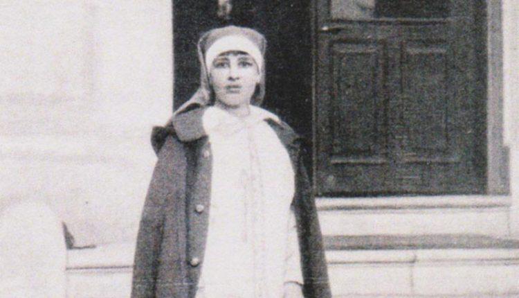 Maria Rufina de Mesquita – Uma dama enfermeira na 1ª Guerra Mundial