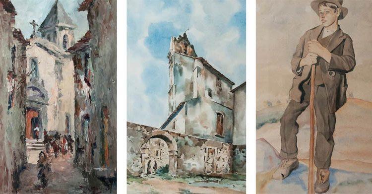 Biblioteca Municipal inaugura exposição de artistas do Cartaxo
