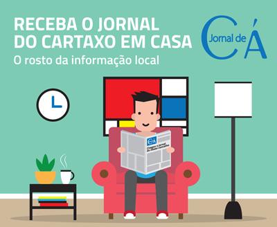 Jornal de Cá assinatura promo